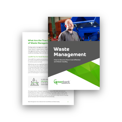 Download our waste management guide